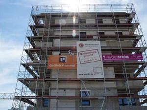 Wohnungsbau Ludwigsburg: Neubau mit Seniorenwohnprojekt