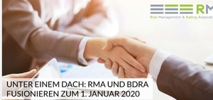 RMA und BdRA fusionieren zu RMA Risk Management & Rating