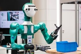 Roboter Armar 6 KIT Cebit 2018