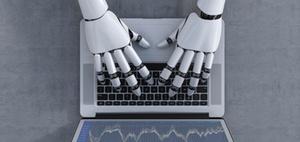 Innovation für die Immobilienbranche: Buchungsroboter