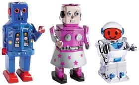 Roboter Spielelzeug
