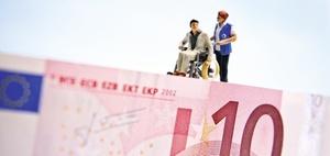 Bundesrat: Keine Anrechnung für Aufwandsentschädigungen