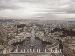 Wenn der Papst ein Wirtschaftsunternehmen leiten würde