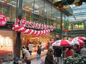 Unternehmen: Rossmann verdreifacht Filialzahl seit dem Jahr 2003