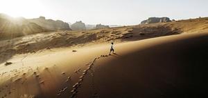 "Stadtentwicklung der Superlative: ""The Line"" in Saudi-Arabien"