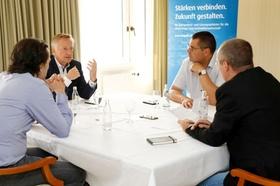 Round Table FIO, Haufe, Hypoport