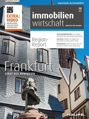 Regionreport Frankfurt Oktober 2018