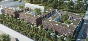 Hamburg: Saga realisiert 294 öffentlich geförderte Wohnungen