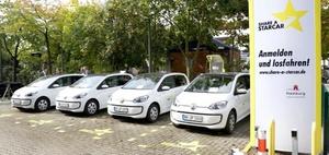 Carsharing: Einsteigen, losfahren, Steuern sparen