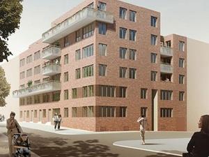 Wuerdigungspreis BDA Hamburg für SAGA Projekt Baeckereibreitgang