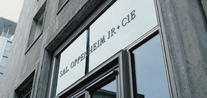 Oppenheim Prozess - unrühmliches Ende einer stolzen Privatbank