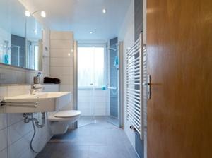 Behindertengerechter Umbau einer Dusche
