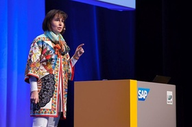 SAP Forum Personalmanagement 2015: Keynote Jutta Rump