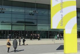SAP-Kongress Messe Stuttgart Außenansicht