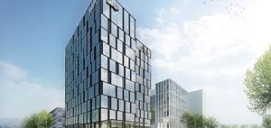 OFB und Groß & Partner planen Bürogebäude für SAP