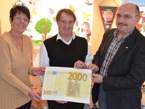 Spende: wbg Nürnberg sammelt für wohltätigen Zweck
