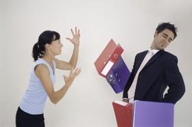 Scheidung Streit