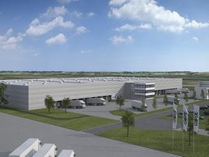Garbe baut neues Schenker-Logistikzentrum in Dortmund
