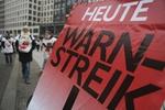 Warnstreik im Öffentlichen Dienst, Lehrer streiken für bessere Arbeitsbedingungen