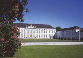 Schloss Belvue, Berlin, Deutschland