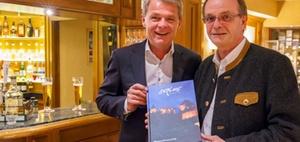 Schloss Rheinfels erfindet das Hotel-Buch