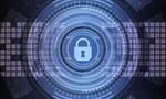 Schloss vor futuristischem Hintergrund - Datensicherheit
