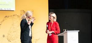 Die Transformation der DGFP in der Amtszeit von Norma Schöwe