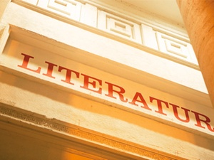 Online-Literaturforum: Einstellungstests