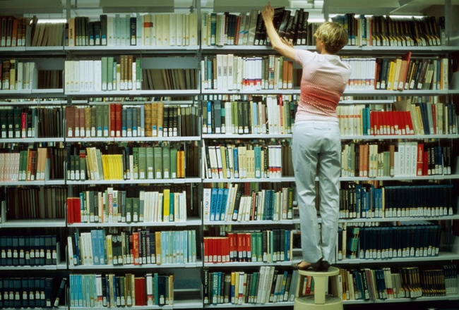 list of dissertation in library science