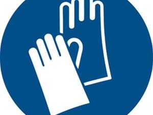 Richtige Verwendung von Schutzhandschuhen