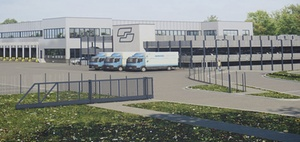 Garbe baut Logistikzentrum für die Nagel-Group