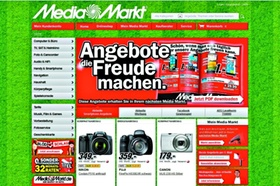 Screen Online-Shop Media Markt
