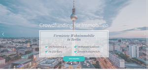Crowdfunding: 10,5 Millionen Euro Kapital im ersten Halbjahr