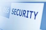 Security Bildschirmansicht