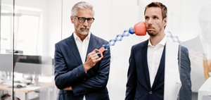 Personalstrategie : Vier Generationen in einem Unternehmen