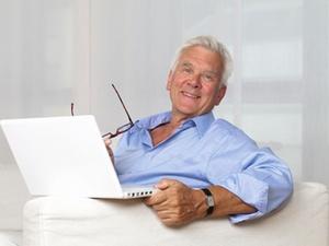 Praxis-Tipp: Arbeitszimmer eines Pensionärs
