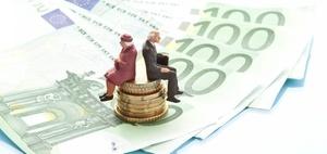 Beamtenversorgung: Rendite staatlicher Pensionsfonds sinkt