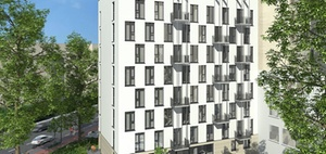 Heureka entwickelt 62 Serviced Apartments in Frankfurt