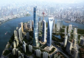 Shanghai Tower_CBRE