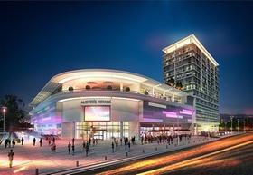 Shopping-Center Afyon Türkei ECE
