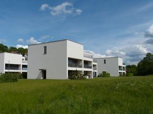 Projekt: Siedlungswerk Fulda weiht Wohnpark ein