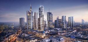 Frankfurt: UNStudio aus Amsterdam bebaut Deutsche-Bank-Areal