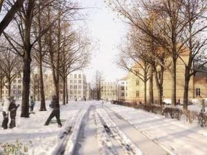 Städtebaulicher Ideenwettbewerb: HOWOGE Neubauoffensive Lindenhof