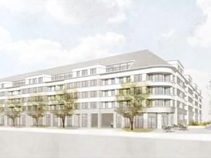 Quartier-Neubau: Preisgericht kürt Siegerentwurf für Uni-Carré