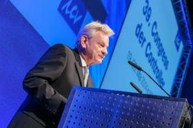 Siegfried Gänßlen beim Congress der Controller 2014