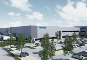 Siemens-Logistikprojekt Chemnitz_Verdion