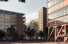 Siemensstadt 2.0 Gewinnerentwurf Roberneun Architekten_Außenansicht