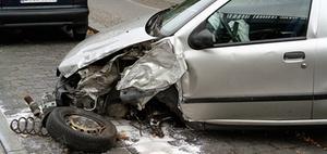 Unfall auf dem Arbeitsweg: Operationskosten