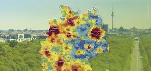 Studie: Situation des Wohnungsmarktes in Deutschland