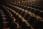 Sitzreihen im Theater